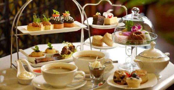 Zeer High tea | Bistro De Oale Ste #KQ64